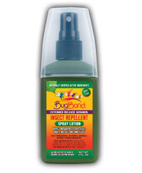 Bugband Pump Spray Bottle - 4 oz.