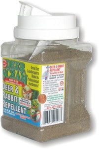 Deer Scram repellent - 2.5 lbs.
