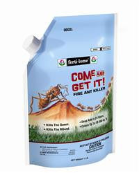 Ferti-lome Come & Get It Fire Ant Killer Bait (Spinosad) - 1 lb. shaker