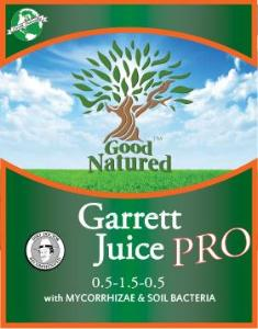 Good Natured Garrett Juice PRO - gal.