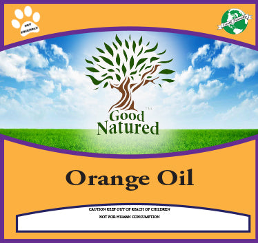 Good Natured Orange Oil - pt.