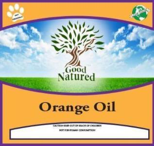 Good Natured Orange Oil - qt.