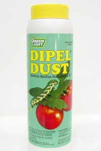 Green Light Dipel Dust - 1 lb shaker