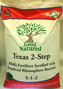 Good Natured Texas 2-Step Fertilizer - 40 lbs.