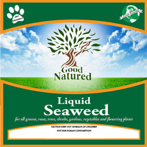 Good Natured Liquid Seaweed - qt.