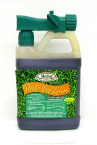 Medina Hasta Gro Liquid Lawn Food -  Hose-end sprayer - 1 qt.