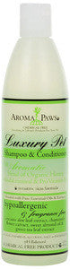 Aroma Paws Hypoallergenic Luxury Pet Shampoo & Conditioner -  12 fl. oz.