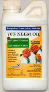 Monterey 70% Neem Oil - Concentrate - pt.