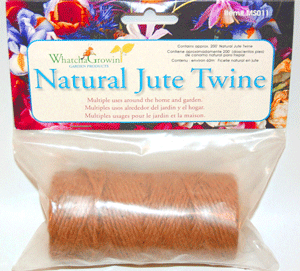 Natural Jute Twine - 200 ft. roll