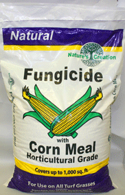 Nature's Creation Fungicide with Corn Meal Horticultural Grade - 30 lbs.