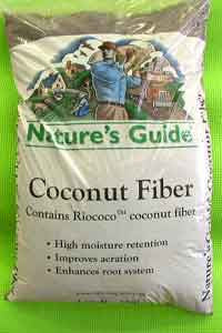 Nature's Guide Coconut Fiber (coir) - 1 cu.ft.