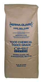 Perma-Guard Diatomaceous Earth -- 50 lbs.