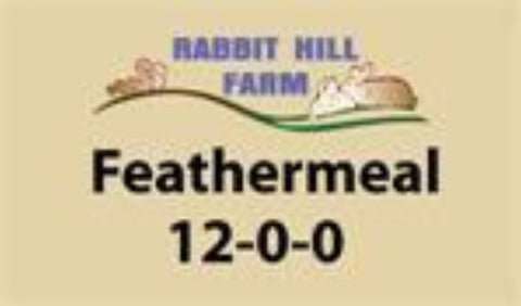 Rabbit Hill Farm Feather Meal - 3.5 lb. Bag