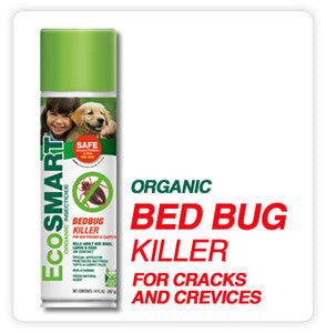 EcoSmart Organic Bed Bug Killer for Cracks & Crevices - Aerosol - 14 fl.oz.