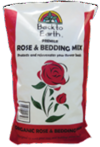 Back to Earth Rose and Bedding Mix - 1 cu. ft.