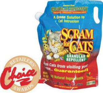 Scram for Cats - 3.5 lbs