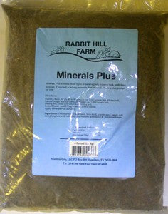 Rabbit Hill Farm Minerals Plus