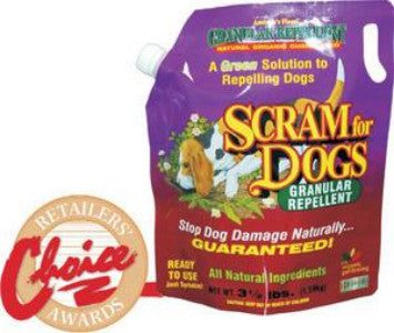 Scram for Dogs - 3.5 lbs