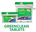 Green Clean Algaecide Tablets - 3 lbs.