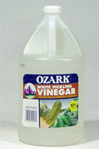 Ozark White Distilled Vinegar - 10% - gal.