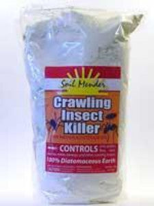 Soil Mender Crawling Insect Killer -  5 lb. bag