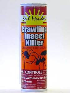 Soil Mender Crawling Insect Killer - 7 oz Puffer.