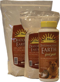 Soil Mender Diatomaceous Earth Food Grade - 25 lb.