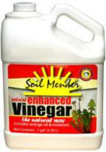 Soil Mender Enhanced Vinegar (10%) - Gal.