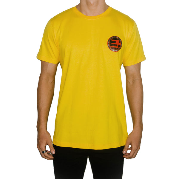 GEMSY PROSPEROUS T-SHIRT [YELLOW]