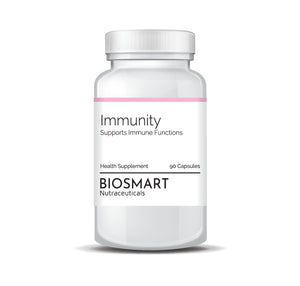 Immunity BSN-1001 | 90 capsules | Free worldwide delivery with DHL Express - BIOSMART Nutraceuticals
