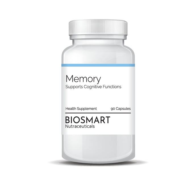 Memory BSN-808 | 90 capsules | Free worldwide delivery with DHL Express - BIOSMART Nutraceuticals