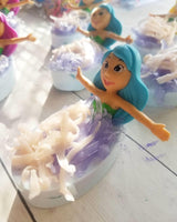 Mermaid Toy Soap