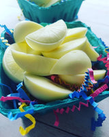 Basket of Lemon Soap