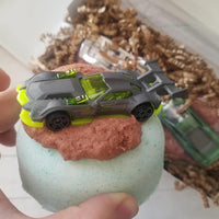 Car Donut Bath Bomb