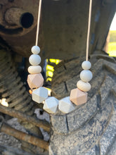 Load image into Gallery viewer, The Birch - Silicone Teething Necklace