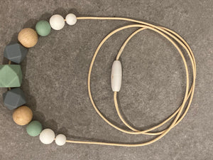 The Boab - Silicone Teething Necklace