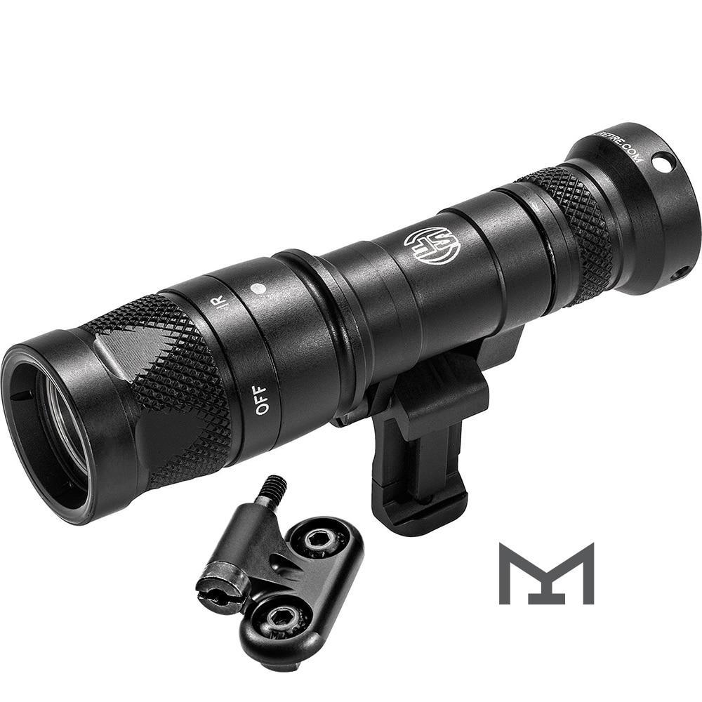SureFire M340V-BK-PRO Vampire Series IR/White Mini Scout Light PRO Black Mini Scout Light PRO SureFire | Xtreme Tactical Ltd