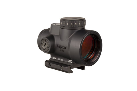 Trijicon MRO HD Red Dot Sight 2.0 MOA Adjustable Dot Reticle Low Mount Miniature Rifle Optic HD Series Trijicon | Xtreme Tactical Ltd