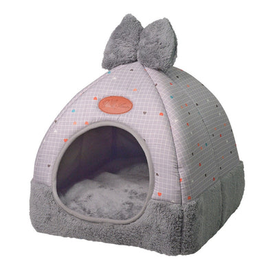 Soft Dog Nest Winter Kennel For Puppy