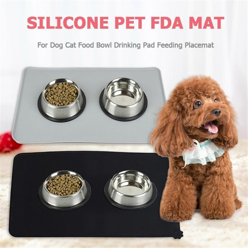 Puppy Feeding Mats Waterproof