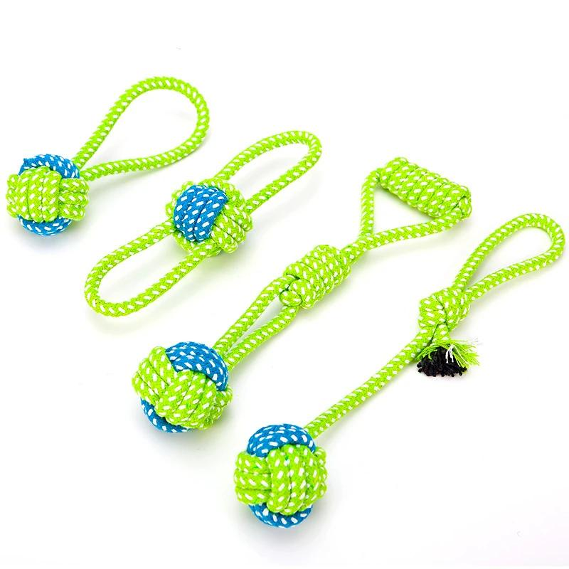Pet Rope Ball Toy