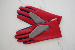 MS - Colour Block Gloves