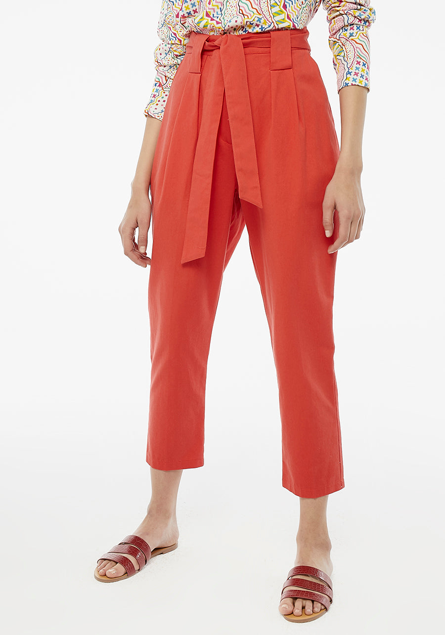 Compania - Red Trousers
