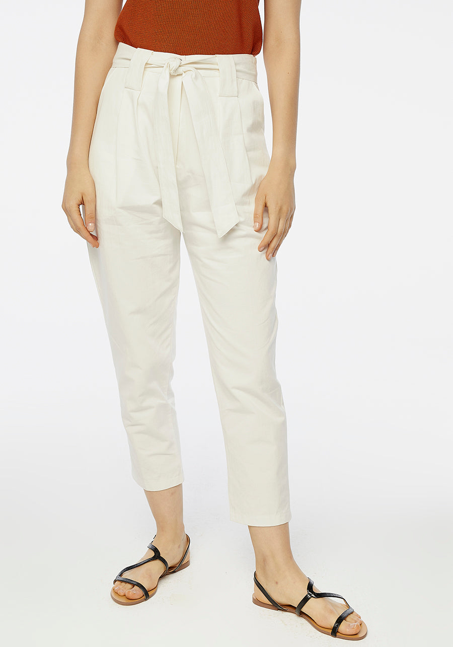 Compania - White Trousers