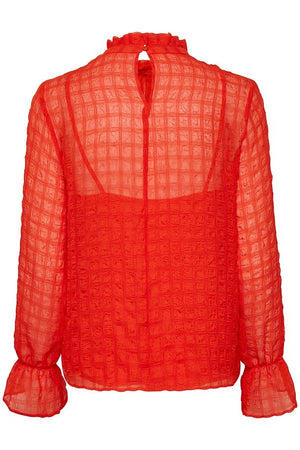 Inwear - Deep Orange Blouse
