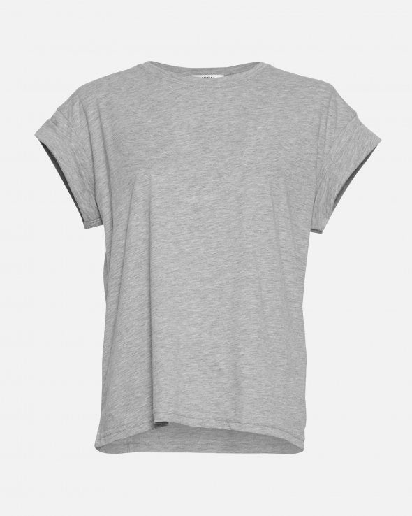 MSCH - Grey Cap Sleeve T-shirt