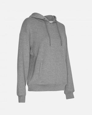 MSCH - Grey Hooded Sweat
