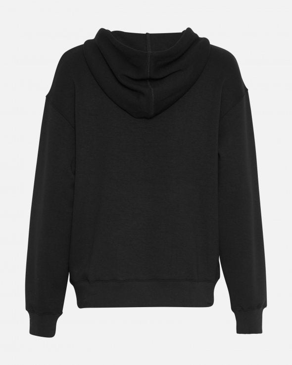 MSCH - Black Hooded Sweatshirt