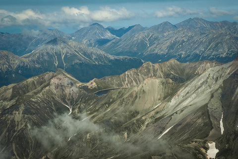 Kamchatka from above