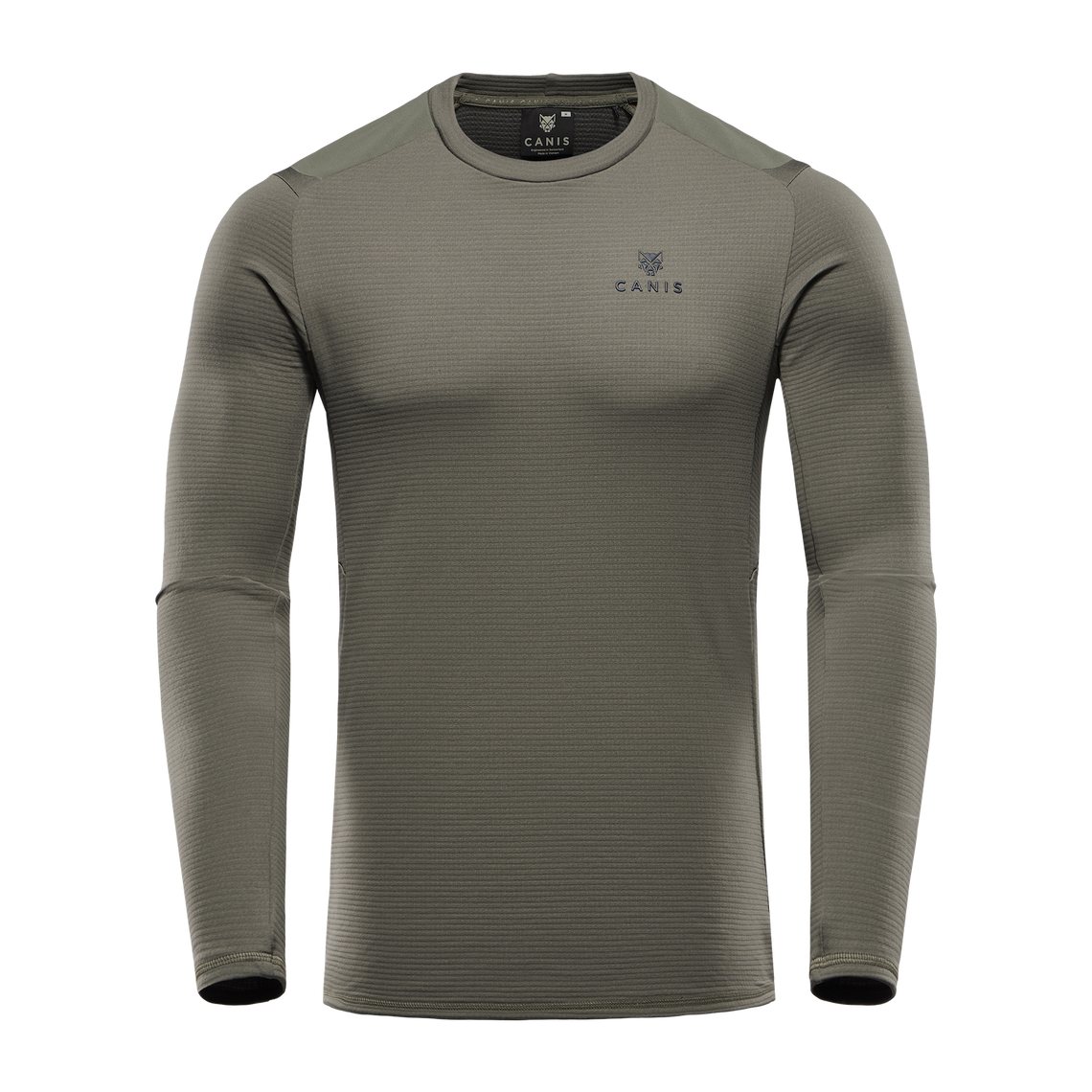 Chamois Fleece Long Sleeve
